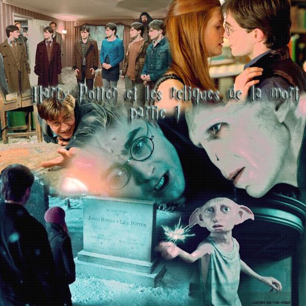 Harry Potter et les reliques de la mort : Part 1