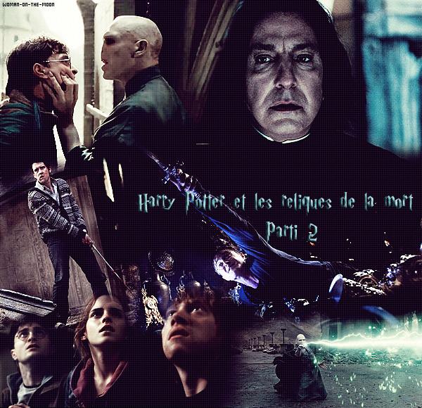 Harry Potter et les reliques de la mort : Part 2