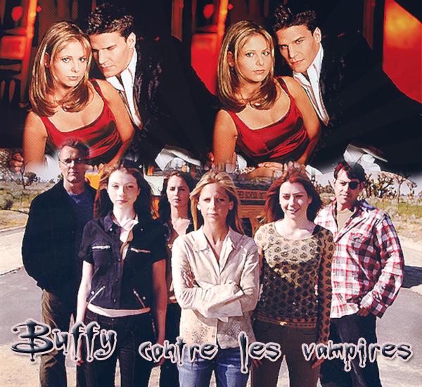 Série : Buffy contre les vampires