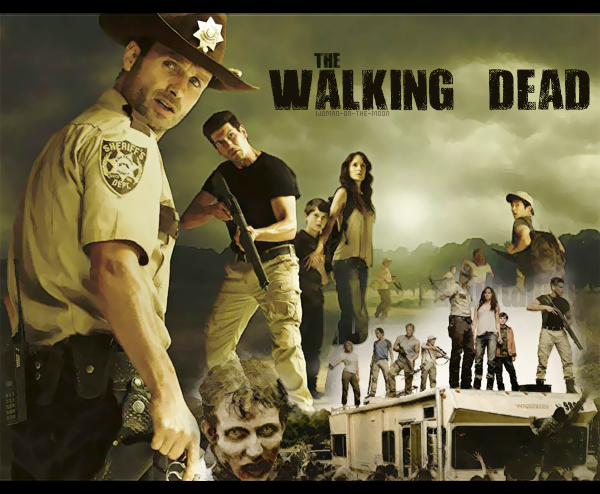 Série : The Walking Dead