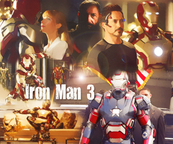 Film : Iron Man 3