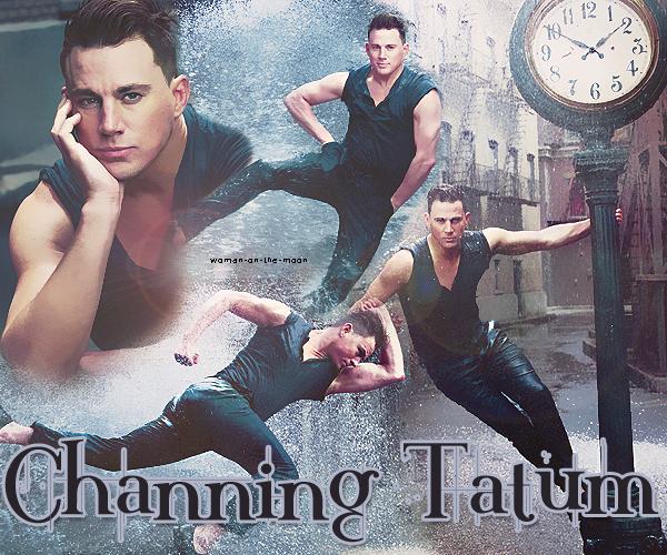 Zoom sur Channing Tatum