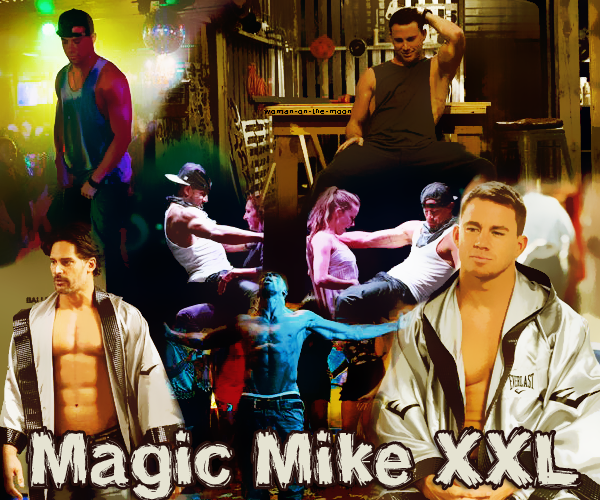 Film : Magic Mike XXL