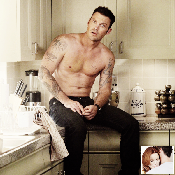 Rubrique: DH - Brian Austin Green dans Desperate Housewives.