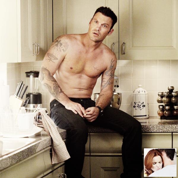 Rubrique: DH - Brian Austin Green dans Desperate Housewives.