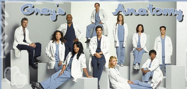Grey's Anatomy est la série la plus enregistée aux USA