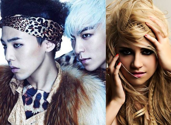 Dancing On My Own - GD&TOP ft. Pixie Lott (2012)