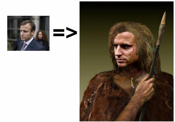 l'Homme de Cro-Macron
