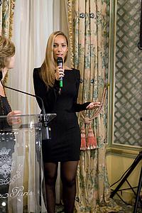 LEONA LEWIS A PARIS : AVANT - PREMIERE DE L'ALBUM 'ECHO' Sony/Columbia france: Jeudi 8 Octobre 2009