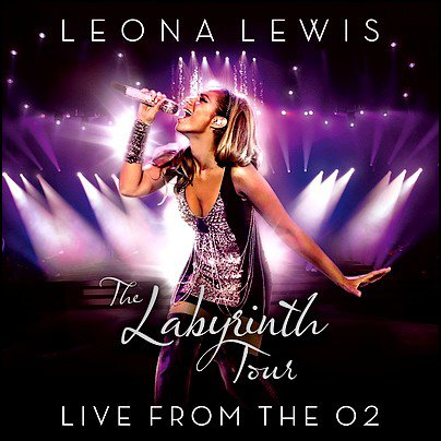 THE LABYRINTH TOUR - LIVE AT O2 [CD/DVD] (COVER OFFICIEL + TRACKLIST)