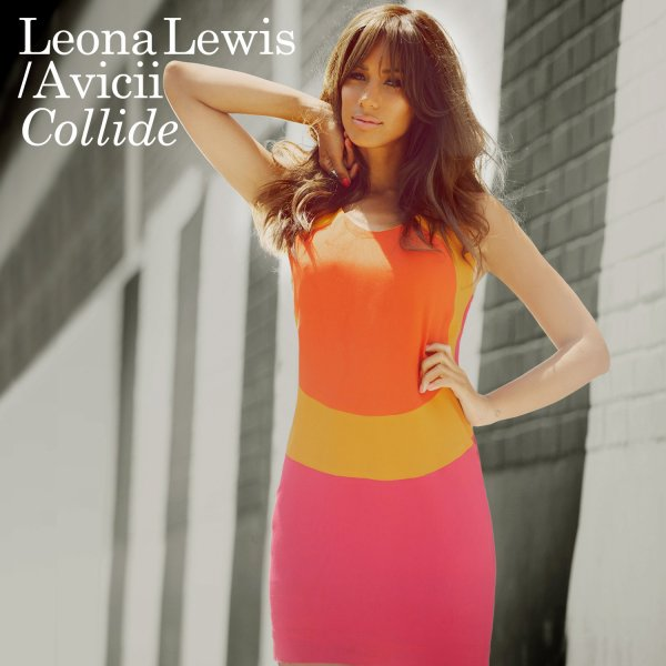 """COLLIDE"" SINGLE : COVER OFFICIEL (HQ) LEONA LEWIS/AVICII"