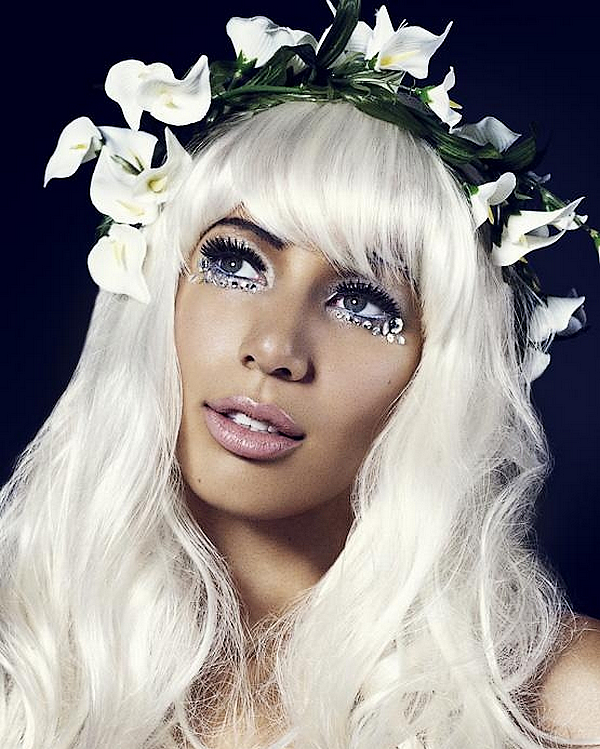 LEONA LEWIS : PHOTOSHOOT 2010 | WILLIAM BAKER (LONDRES)