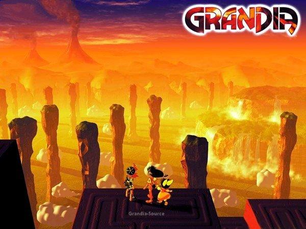 Welcome to GRANDIA
