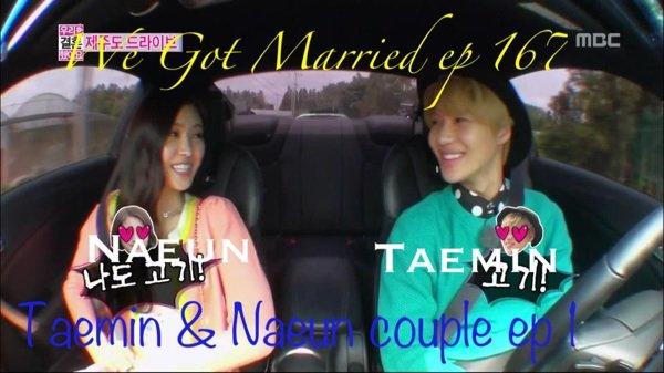 Voici le premier episode de votre nouveau couple préféré!!!
