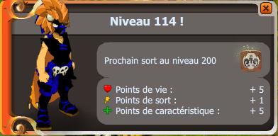 Level up !
