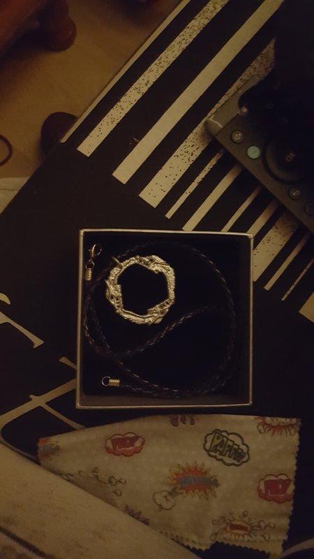Mon collier Targaryen