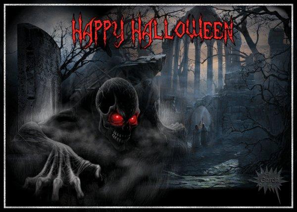 Joyeux Halloween a tous et toutes