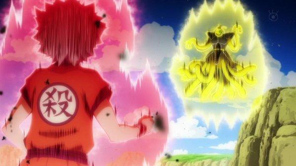 Assassination class room avait vous remarquez les détail et les nombreux clin d'oeil dans le manga à d'autre manga