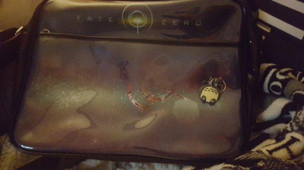Mon nouveau sac et bague de Levi arrivée