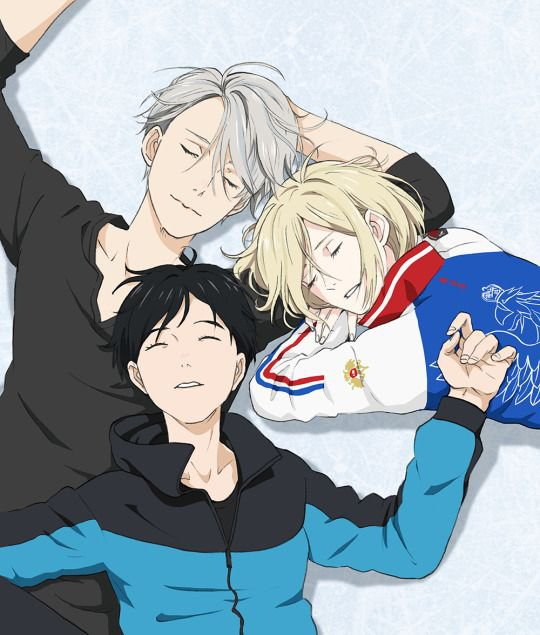 Liens vers fanfiction Yuri On ice