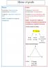 Physique-chimie : Masse et poids