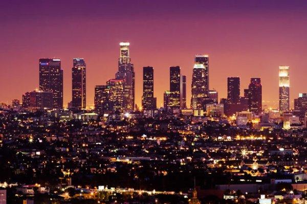 J'aimerais allée a Los Angeles