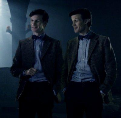 Voici le Docteur et ... Le Docteur ?!