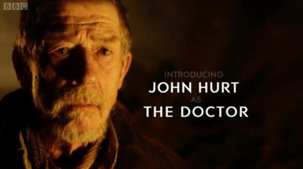 Mais avez vous réellement compris qui est John Hurt ? ...