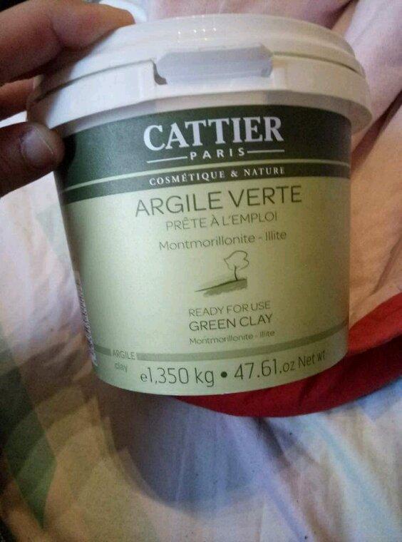 Argile vert