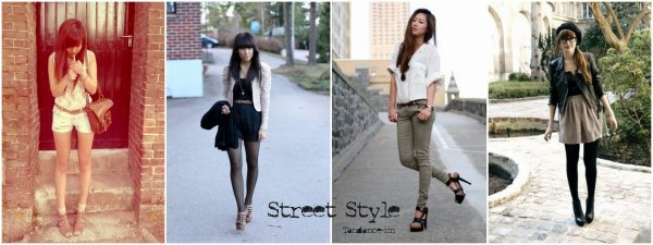 Street Style : Vote pour ta tenue préférée.