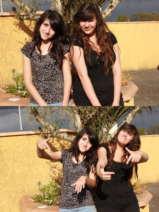 Brenda et moi (l)