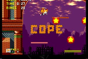 Tails in Sonic the Hedgehog - Sonic Retro