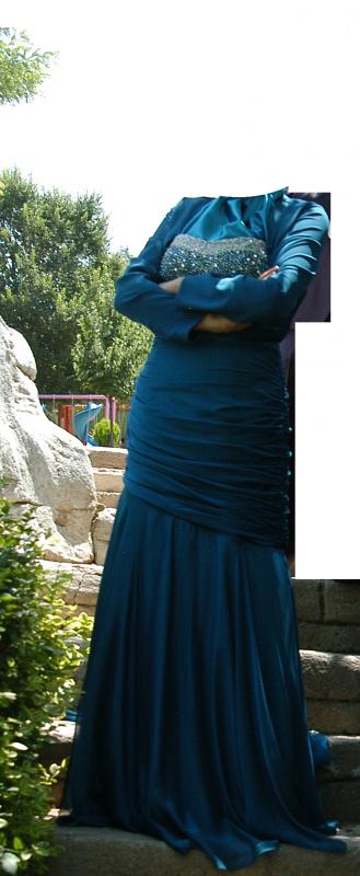 robe de soirée ou de fiancaille à vendre
