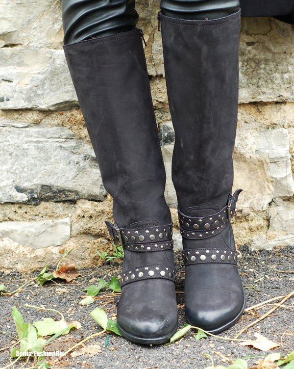 bottes de la marque MINELLI à vendre