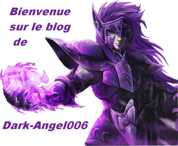 bienvenue sur mon nouveau blog Dark-Angel006