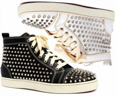 Pharrel Williams creates for Louboutin!