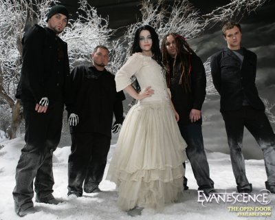 evanescence..la reine des gothics..