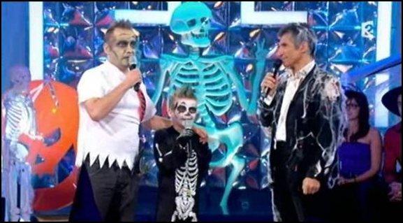 """Mattéo et Lionel à l'émission """"N'oubliez pas les paroles !"""" sur France 2 - Le 2 novembre"""