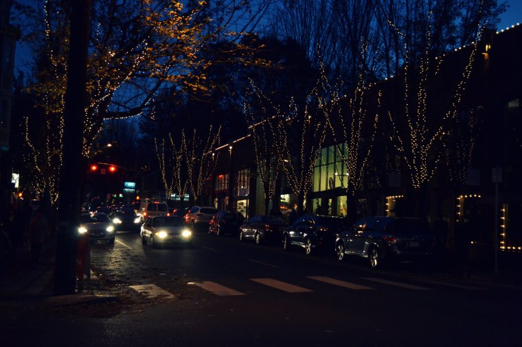 Week end du 9 au 11 novembre - Tyler Ward + Portland