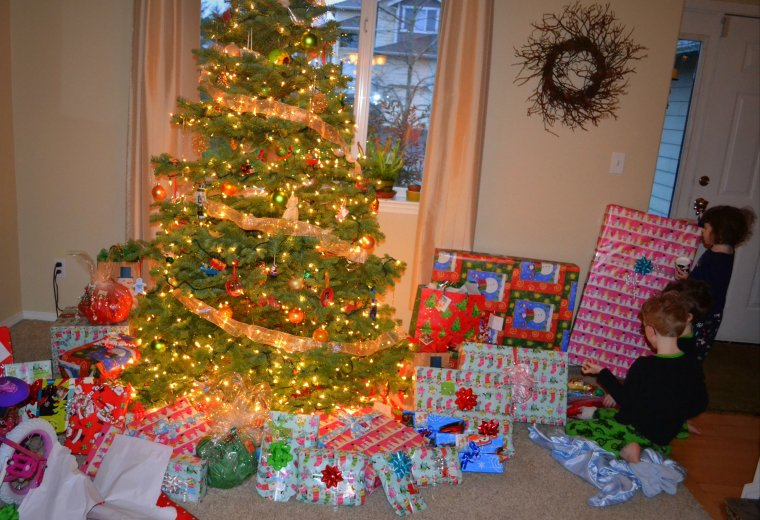 Christmas's time
