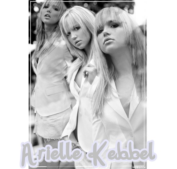 •••• Arielle Kebbel •••• Votre Avis ?
