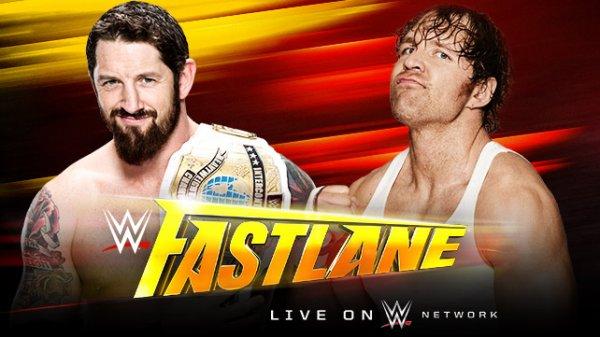 Carte de WWE Fast Lane 2015