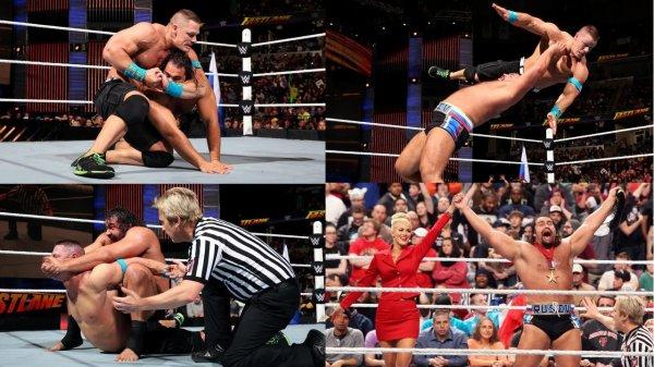 Résultats de WWE Fastlane 2015