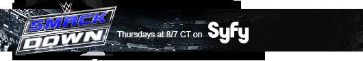 Résultats de SmackDown du 26/02