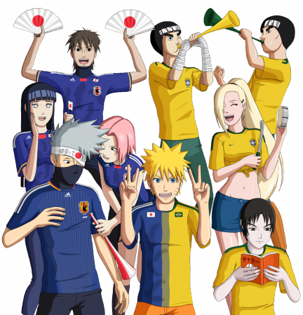 naruto team football