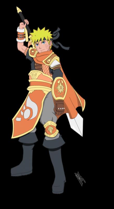 naruto chevalier