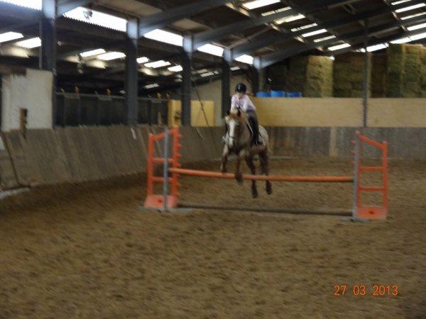 falco et moi en saut