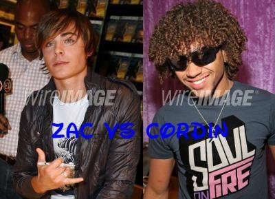 Corbin vs Zac