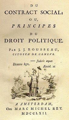 """Jean-Jacques Rousseau : """"il n'existera jamais de démocratie"""" !"""