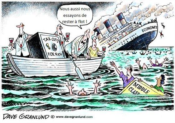 Les vraies causes du déficit budgétaire